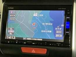 ホンダ純正「VXM-165VFi」装備されています。Bluetooth対応・DVD再生・フルセグ対応