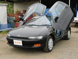 トヨタ セラ 1.5 ガルウィング 走行75000km