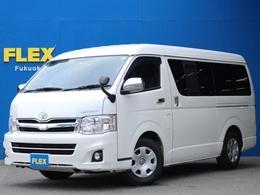 トヨタ ハイエース 2.7 GL ロング ミドルルーフ ANNEX FAMILY WAGON