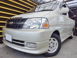 トヨタ グランビア 3.4 G クルージングリミテッド 特別限定車DVDシアターナビWサンルーフ