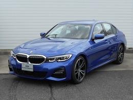 BMW 3シリーズ 320d xドライブ Mスポーツ ディーゼルターボ 4WD 19AW茶革ACCPアシストETCデモ認定車