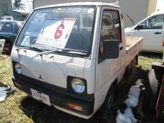 三菱 ミニキャブトラック の中古車 2WD 北海道帯広市 6.0万円