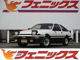 トヨタ スプリンタートレノハッチバック 1.6 GTアペックス ソレックスキャブタコ足LSDレカロS