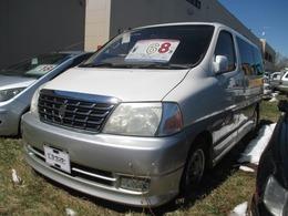 トヨタ グランビア 3.4 G 4WD ツインサンルーフ