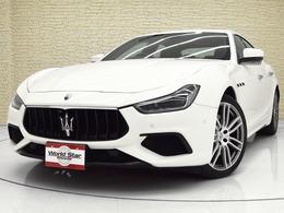 マセラティ ギブリ S グランスポーツ サンルーフ/ドライバーアシスタンスPKG