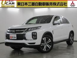 三菱 RVR 1.8 G 4WD サポカーS ナビ&TV
