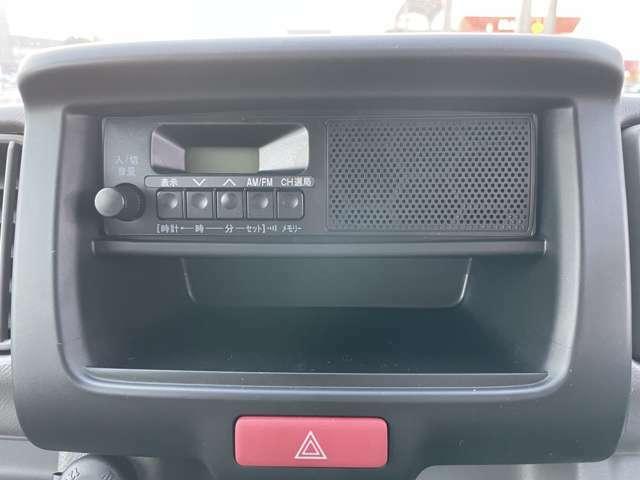 純正ラジオプレーヤー!