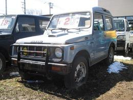 スズキ ジムニー 4WD ハイルーフ