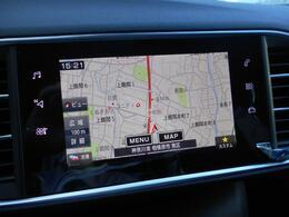 純正ナビゲションフルセグTV 7インチ大型タッチスクリーン(FMAMラジオ/USB/Bluetooth)