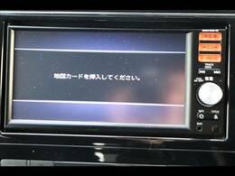 純正SD7型ナビを装備。フルセグTV、ブルートゥース接続、DVD再生可能、音楽の録音も可能です。