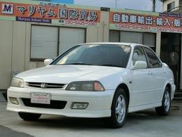 ホンダ トルネオ 2.0 SiR-T 5速マニュアル キーレス ABS ETC