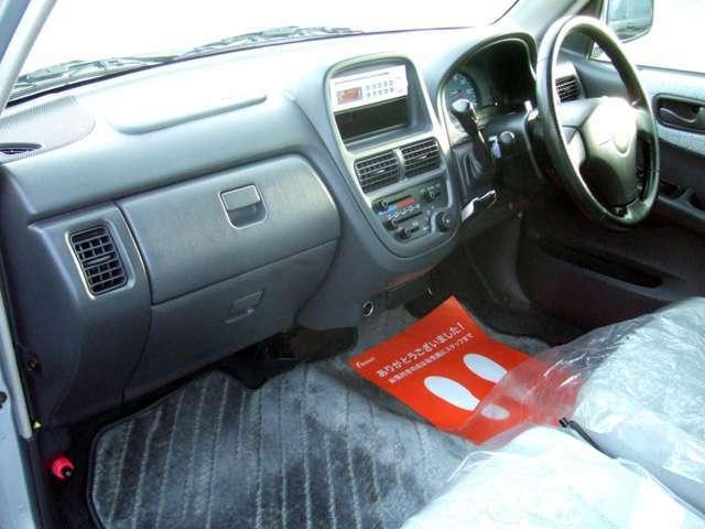 全車事故有無表記!メーター管理車で安心です♪運転席も綺麗でイイ感じです☆ なんと!クレジットカードでの支払いも出来ます☆お気軽にお声がけ下さい♪ 車検2年満タンでこの価格!