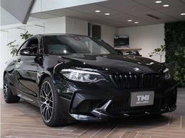BMW M2コンペティション M DCTドライブロジック 1オーナー 鍛造製19インチ スポーツシート