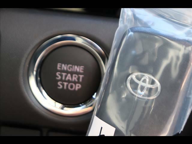 スマートキーを装備★エンジンのスタートも楽々のプッシュスタートほし