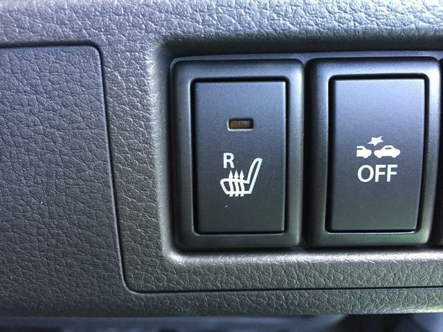 運転席シートヒーターを搭載。