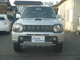 マツダ AZ-オフロード 660 XC 4WD 修復歴無 背面タイヤカバーフォグ