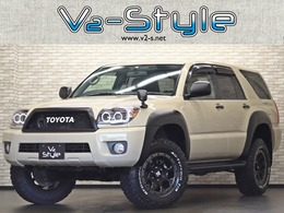 トヨタ ハイラックスサーフ 2.7 SSR-X Vセレクション 4WD HDDナビ ヴィンテージG リフトUP新品アルミ