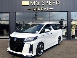 トヨタ アルファード ハイブリッド 2.5 S タイプゴールド 4WD ZEUS新車カスタム ムーンルーフ 寒冷地仕様