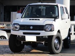 スズキ ジムニー 660 XG 4WD ETC 禁煙 M/Tタイヤ ショートバンパー