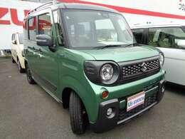 車体色 ツールグリーンパールメタリック ガンメタリック2トーン