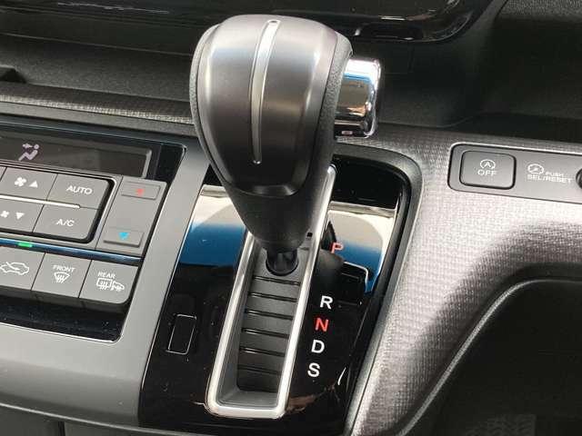 【シフトレバー】操作しやすく快適なドライブを楽しんでいただけます♪