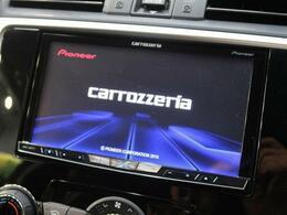 HDDナビ!!音楽を本体に記録できるミュージックサーバーやフルセグTVの視聴も可能です☆高性能&多機能ナビでドライブも快適ですよ☆