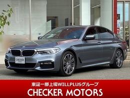 BMW 5シリーズ 523i Mスポーツ サンルーフ ナビTV Rカメラ ACC ドラレコ