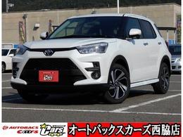 トヨタ ライズ 1.0 Z 新車用品11点付き パノラミックビューPKG