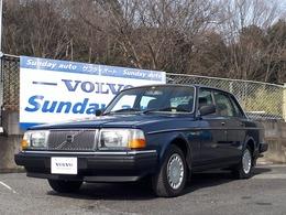 ボルボ 240 GL 90年モデル ディーラー車