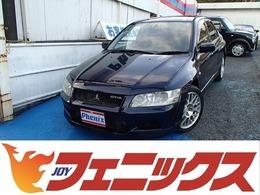 三菱 ランサーエボリューション 2.0 GT-A VII 4WD ラリーアートRECAROシート3連メータ