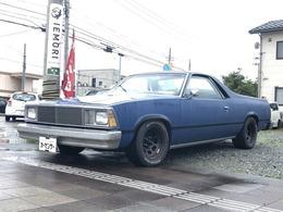 シボレー エルカミーノ 5.7L V8 1978yモデル Bassett/15インチスチールW
