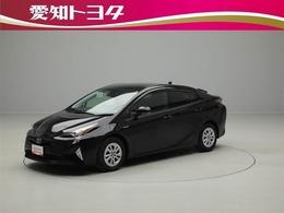 トヨタ プリウス S セーフティプラス 当社社用車 トヨタ認定中古車