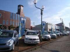 展示車は、ワゴン、セダン、ミニバン、軽自動車等様々な車種をラインナップ!まずはお気軽にご相談下さい!