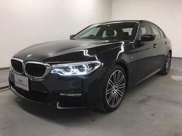 BMW 5シリーズ 523i Mスポーツ イノベーションパッケージ ACC