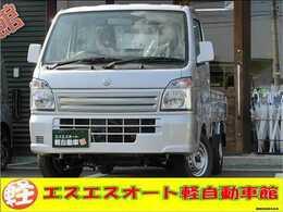 スズキ キャリイ KC スペシャル エアコン+パワステ 届出済未使用車