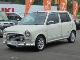 ダイハツ ミラジーノ 660 ミニライトスペシャルターボ 4WD 5MT・クラッチ/タービン/シートカバー新品