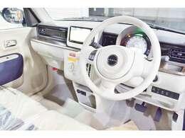 ステアリングスイッチ マルチインフォメーションディスプレイ オートエアコン ブレーキサポート 標識認識機能 車線逸脱警報機能