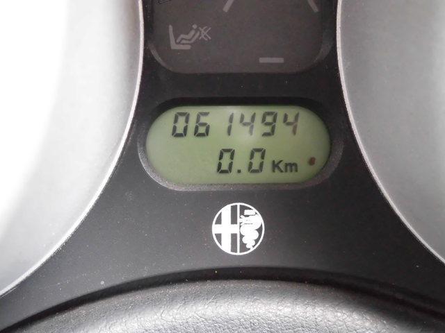 6.1万キロの走行距離でまだまだ走ります♪