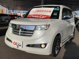 トヨタ bB 1.5 Z 煌 純正ナビ・フルセグ ETC