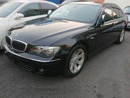 BMW 7シリーズ 750i コンフォートパッケージ ETC