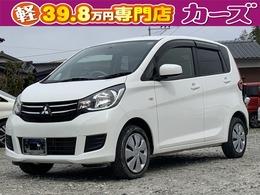 三菱 eKワゴン 660 M TEL・WEB商談可 ETC 保証付