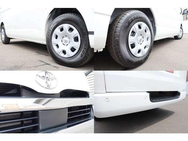 200系4型最終となります♪ 大きな車両を安心安全に乗れるオプション パノラミックビュー【車両全体を見渡せる】が付けられるようになりました♪