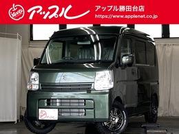 スズキ エブリイ 660 ジョイン ターボ ハイルーフ 4WD /届出済未使用車/新品タイヤ&ホイール