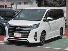 トヨタ ノア 2.0 Si T-Connectナビ/パワースライドドア/LED/ETC