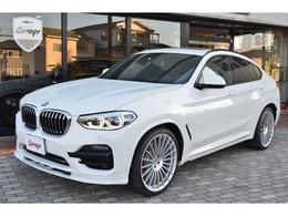 BMWアルピナ XD4 アルラット 4WD ワンオーナー D車