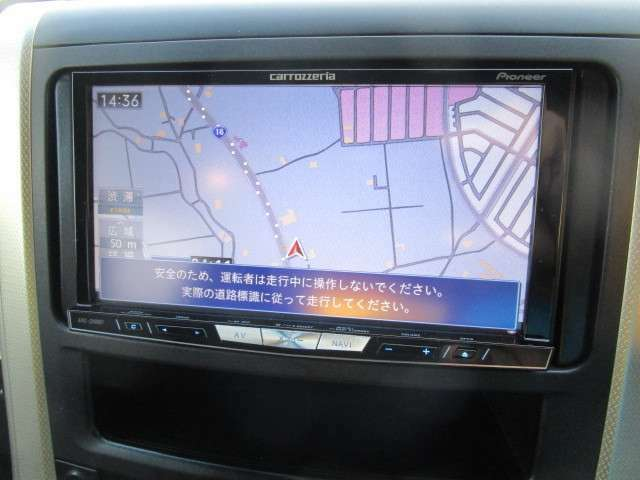 社外SDナビ・フルセグ・Bカメラ!