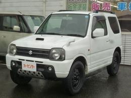 スズキ ジムニー 660 XC 4WD /キーレス/ABS/CD