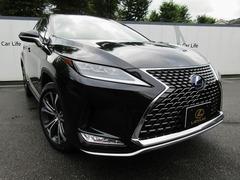レクサス RX の中古車 450h バージョンL 東京都八王子市 730.0万円