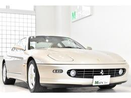 フェラーリ 456M GT A 正規D車後期型AT車 整備記録 Tベルト交換済