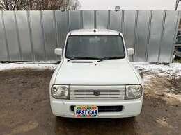 冬道も安心の4WD 人気車種のラパンが入庫しました!! キーレスキー